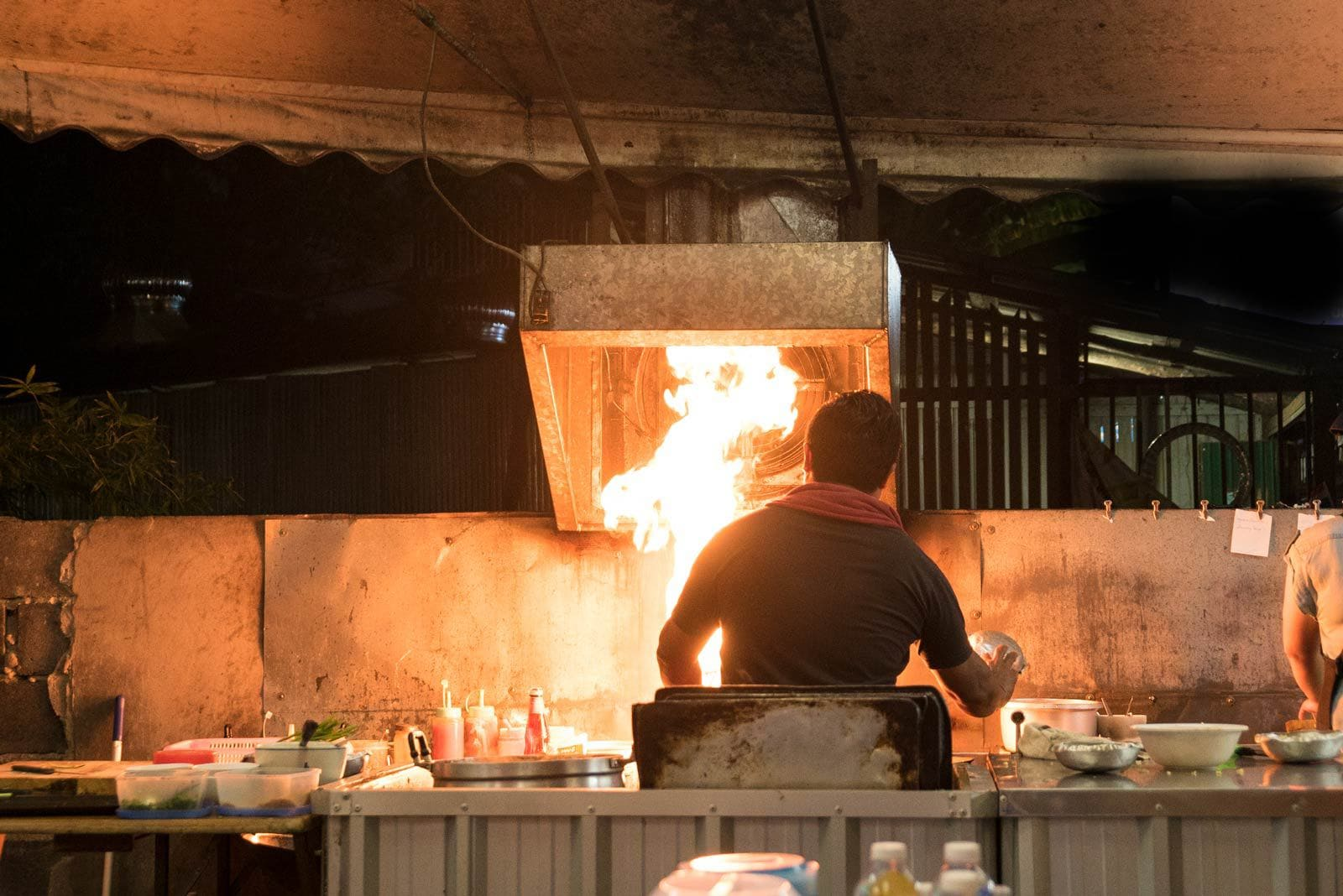 Der Feuerkoch von Phuket