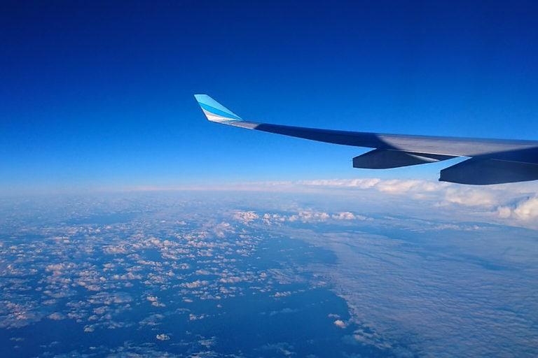 Flug von Köln nach Phuket