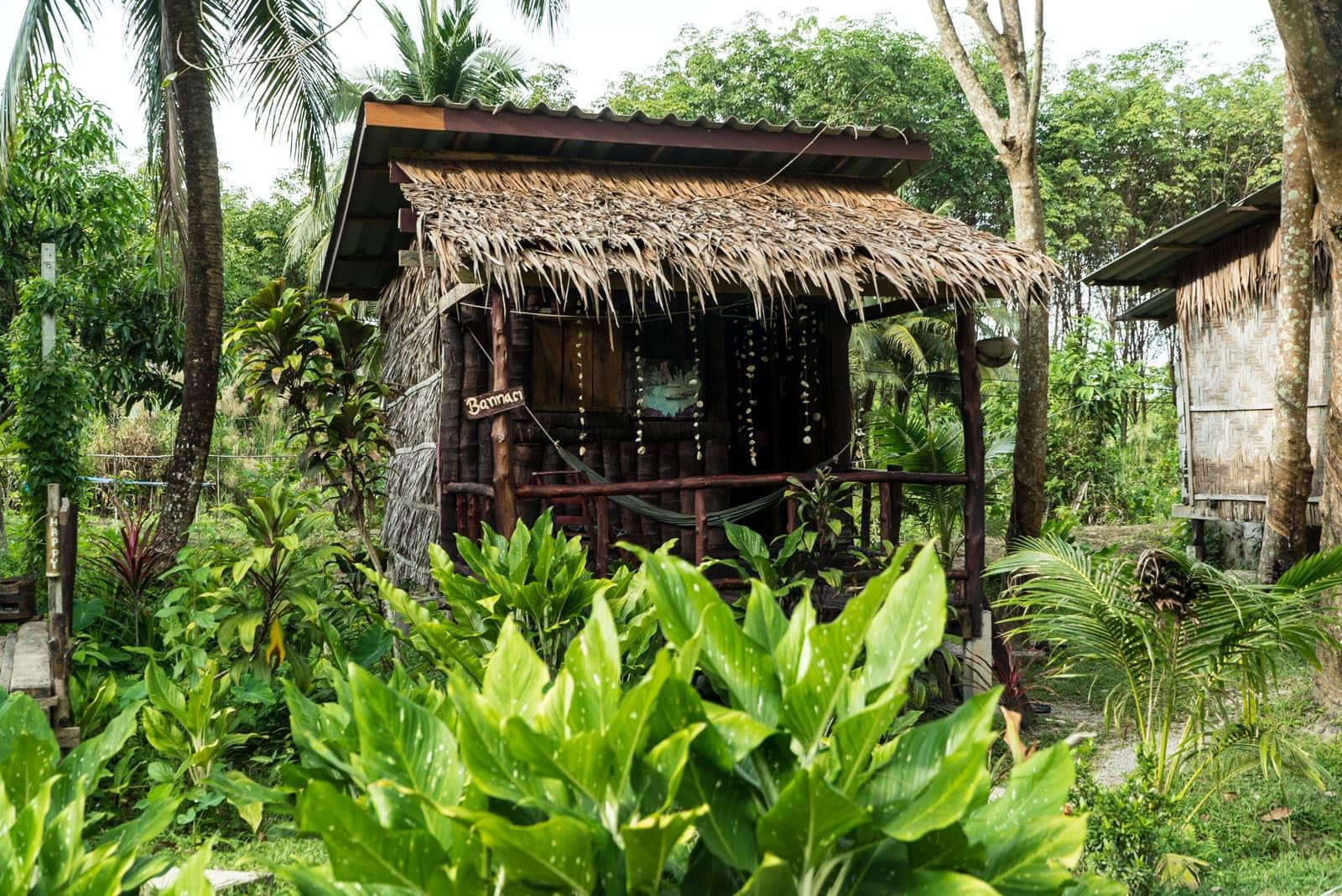 Koh Lanta Easylife Bamboo Hut