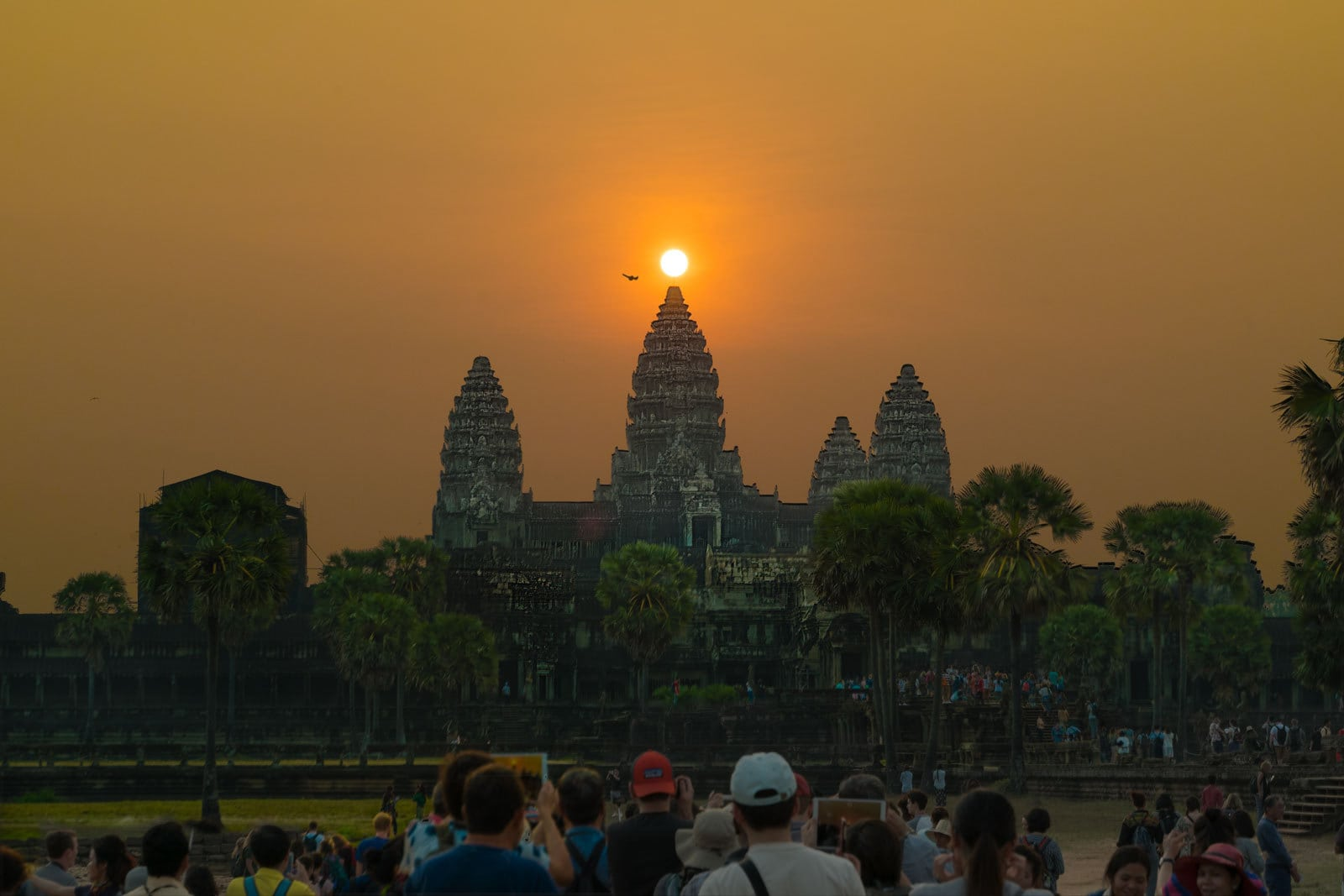 Angkor Wat Sunrise Center