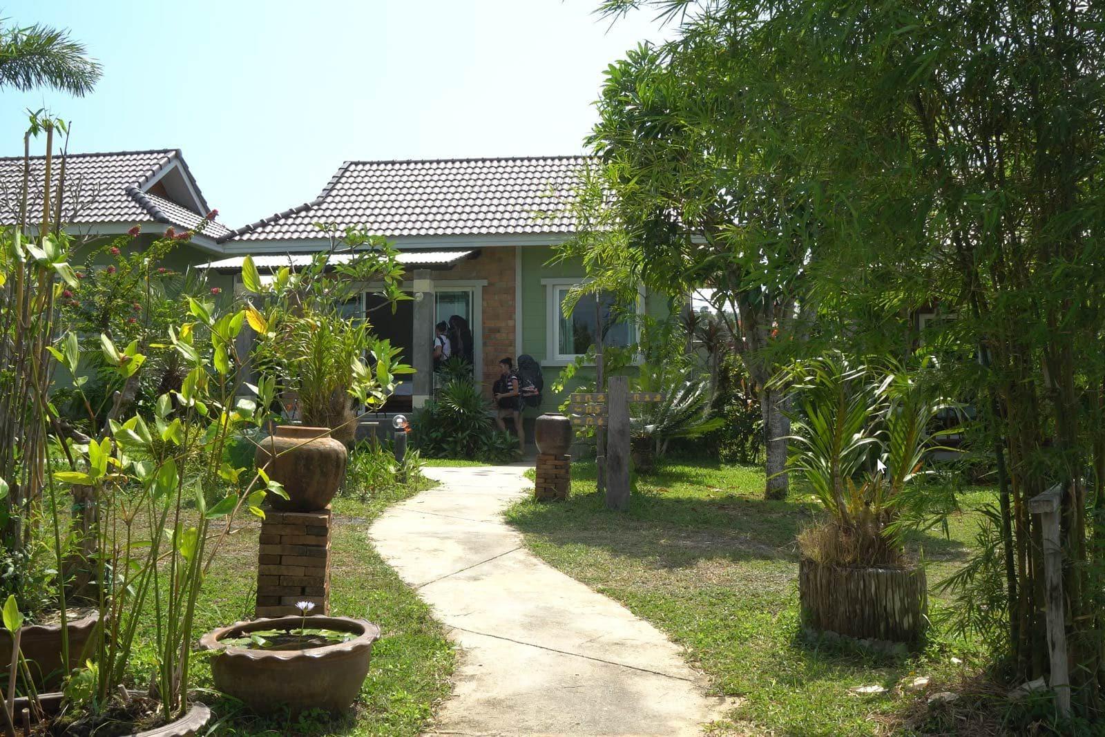 Baan Rom Pruk Garden