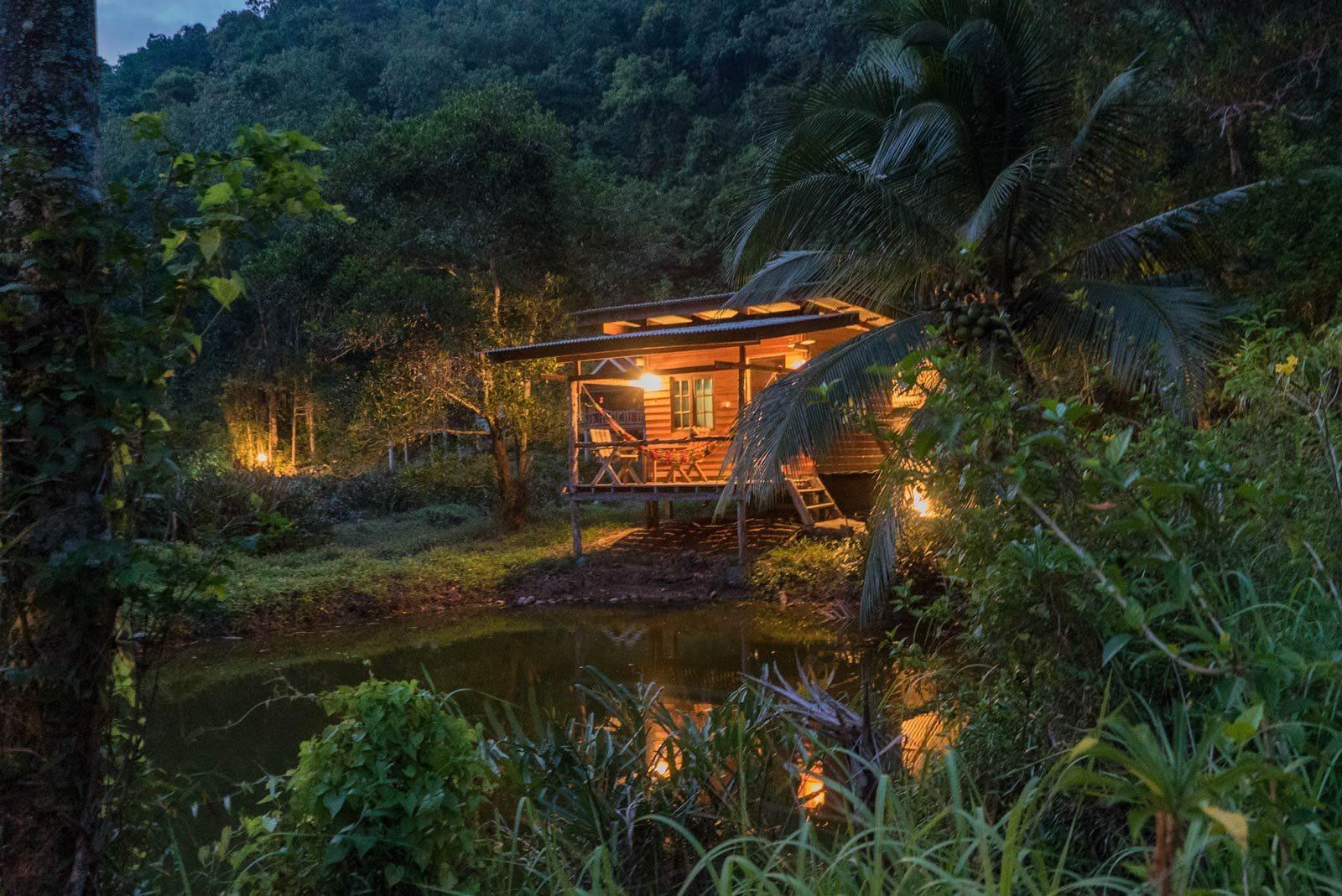 Unsere Hütte in Ko Yao Noi