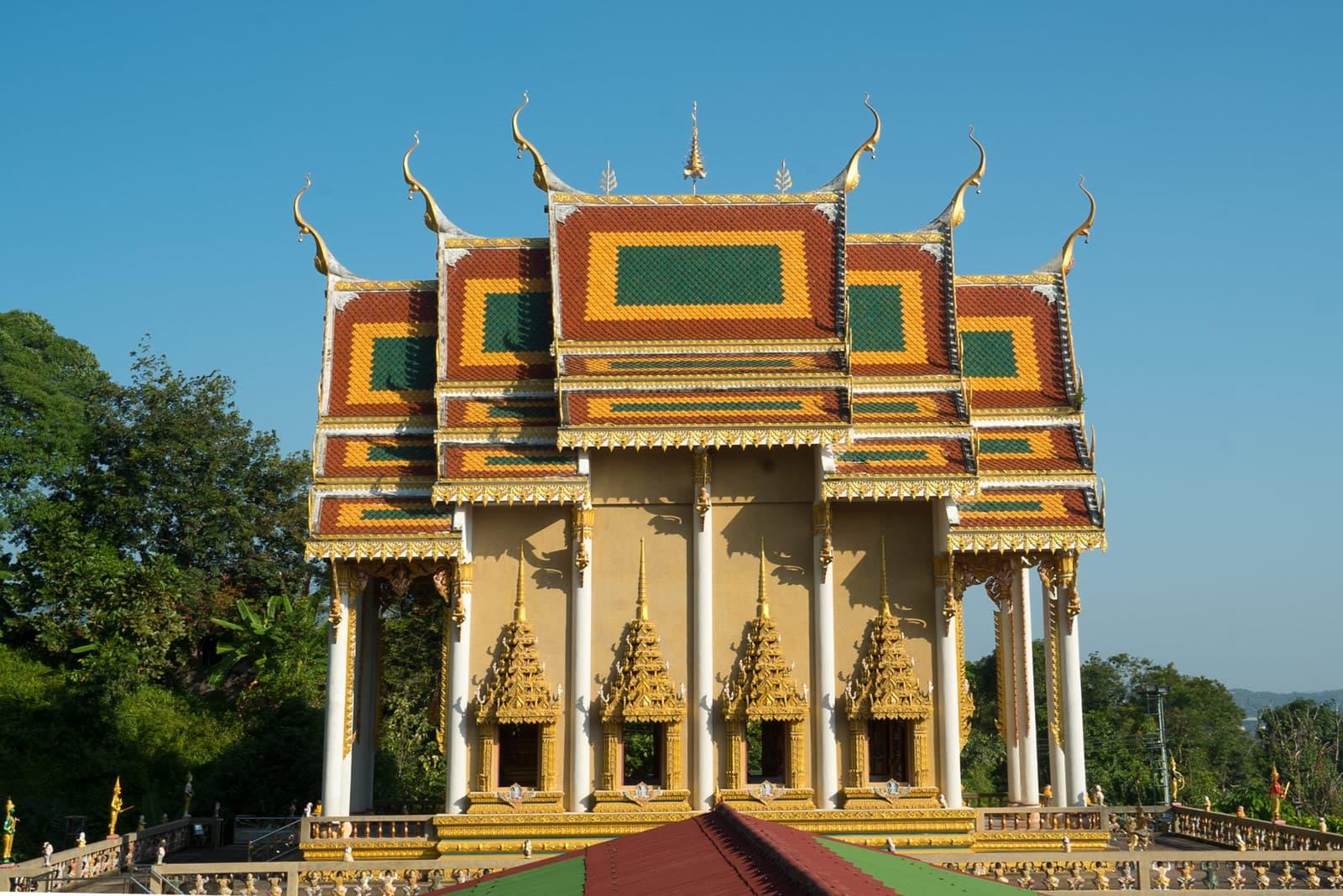 Tempel Khao Rang am Rang Hill