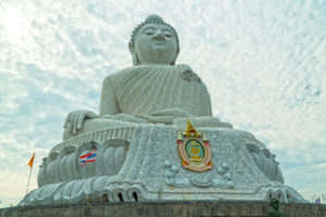 Big Buddha Tempel und Viewpoint in Phuket