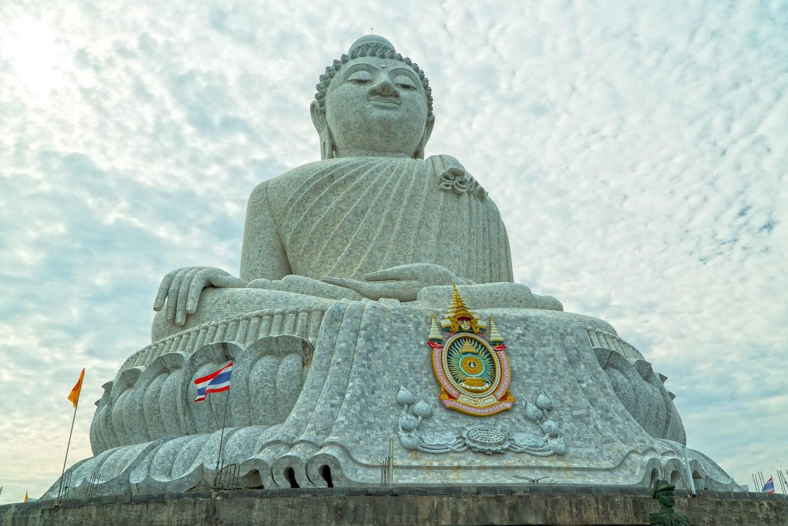 Big Buddha Tempel und Viewpoint in Phuket
