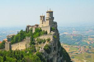 Berg Titano San Marino