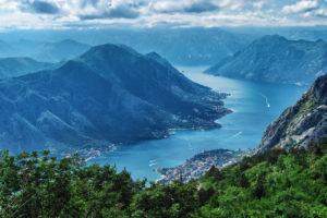 Berge Montenegro
