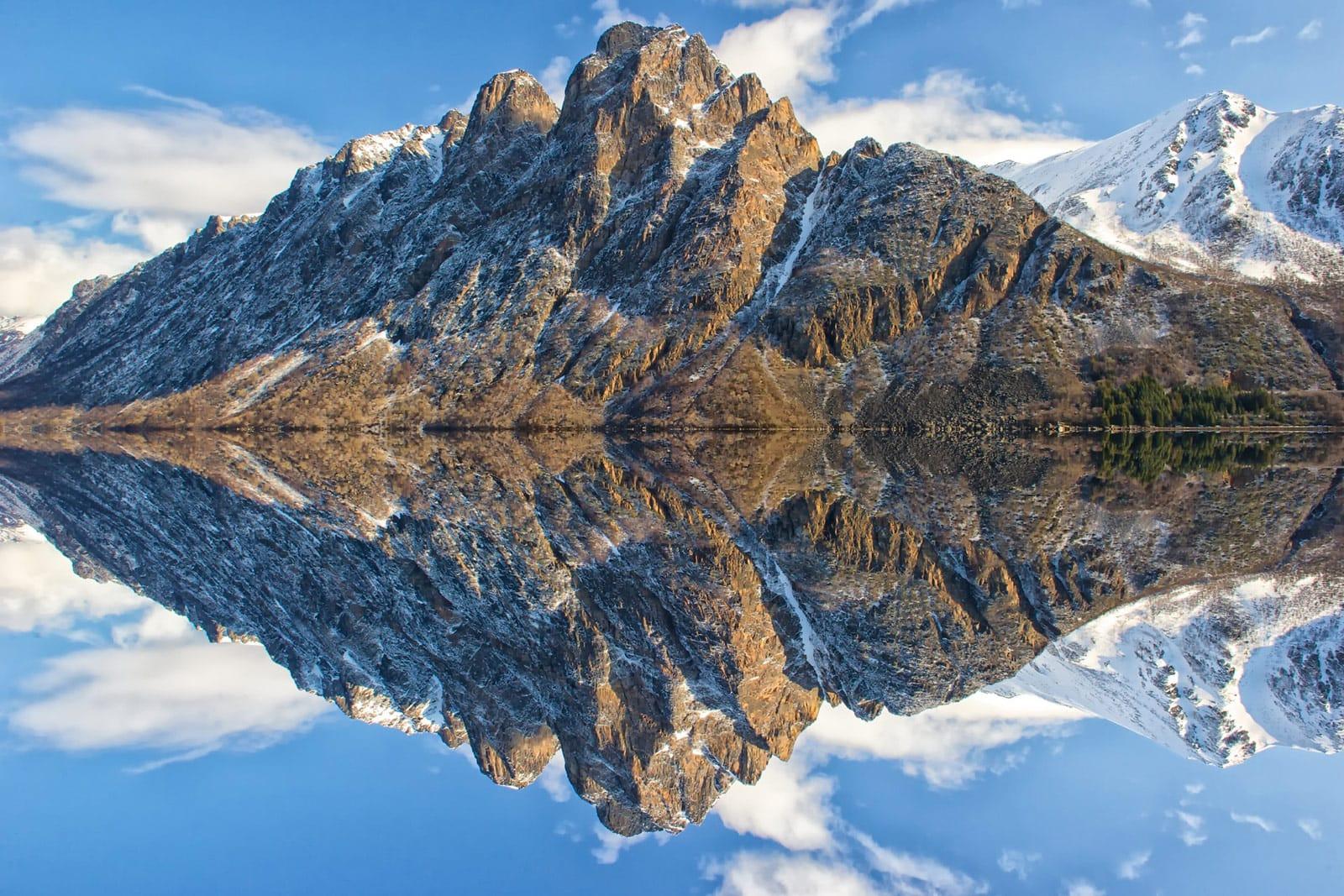Berge Norwegen Nordeuropa