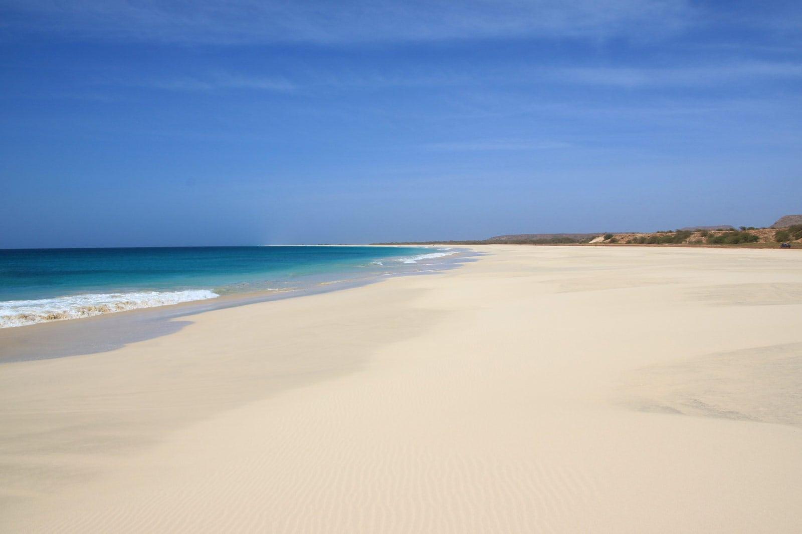 Boa Vista Kap Verde Westafrika