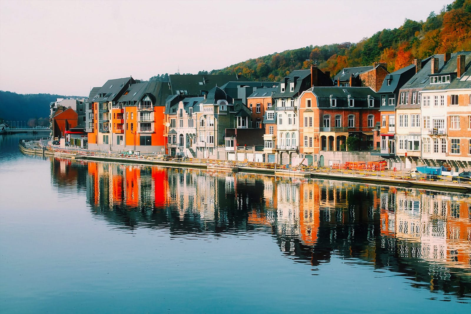 Dinant Belgien