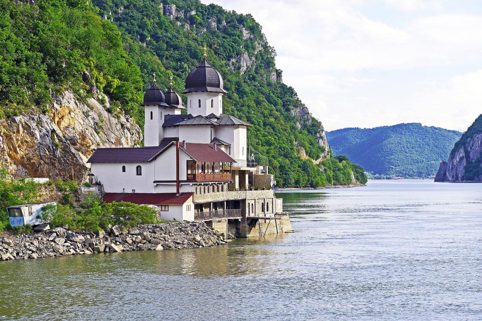 Eisernes Tor Karparten Serbien