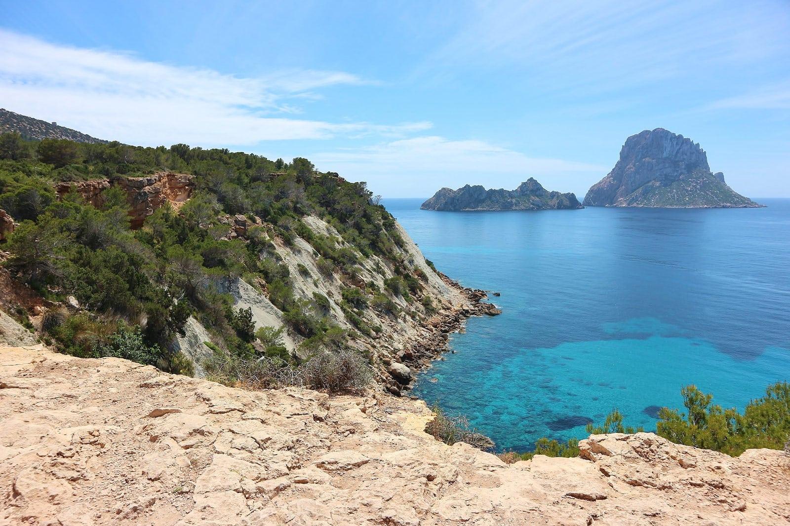 Es Vedra Ibiza Spanien