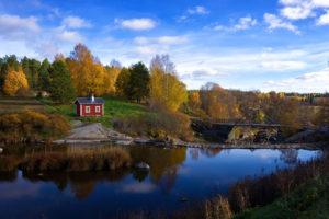 Finnland Skandinavien Nordeuropa