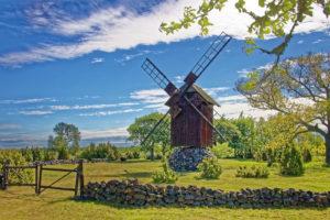 Insel Saaremaa Estland Baltikum Nordeuropa