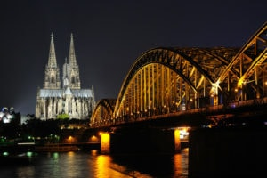 Köln Nordrheinland Westfalen Deutschland