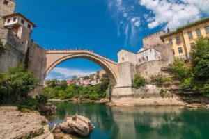 Mostar Bosnien Und Herzegowina Balkan