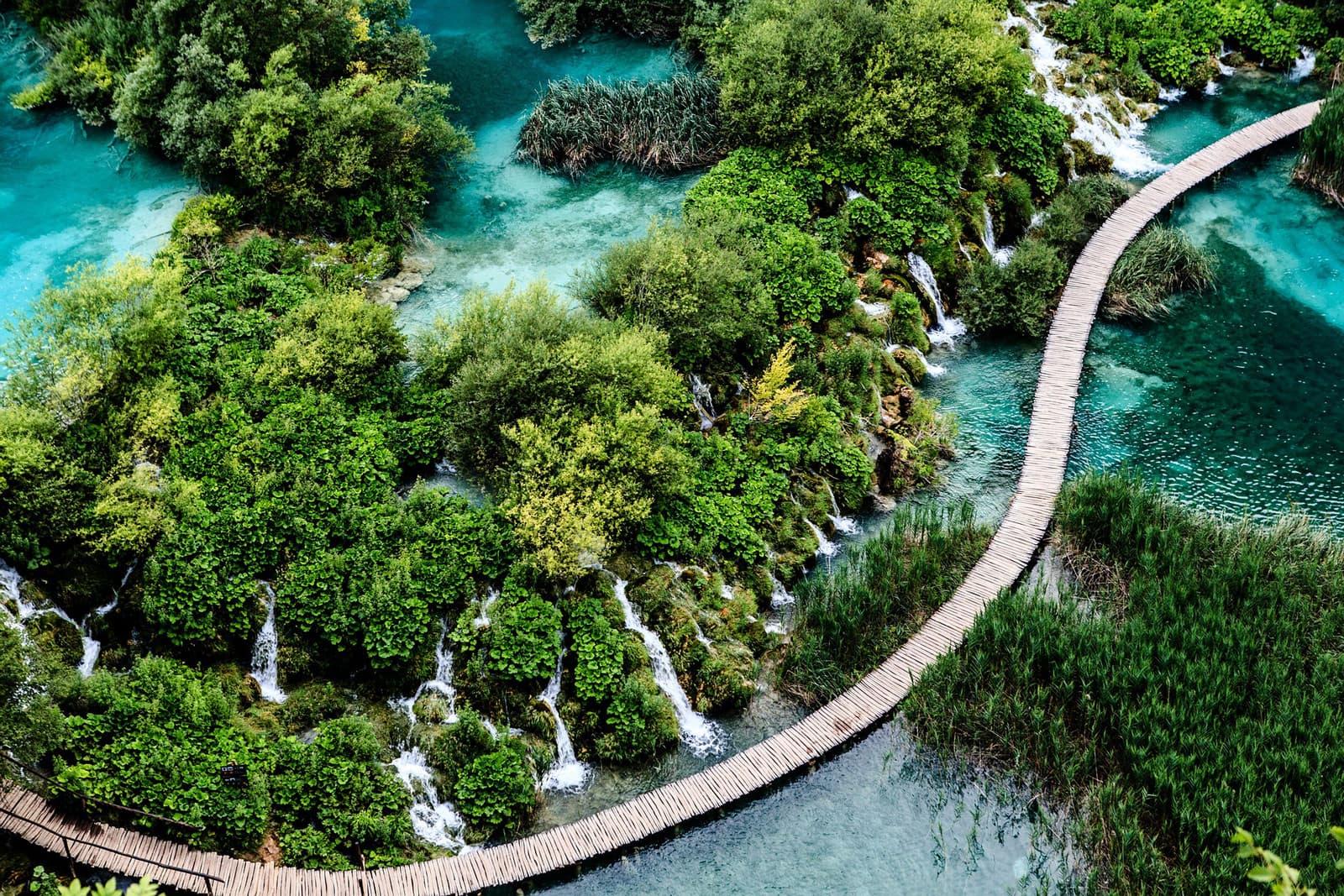 Plitvice Kroatien Balkan