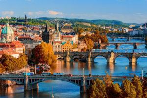 Prag Tschechien Zentraleuropa