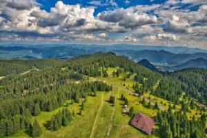 Rhodope Berg Bulgarien