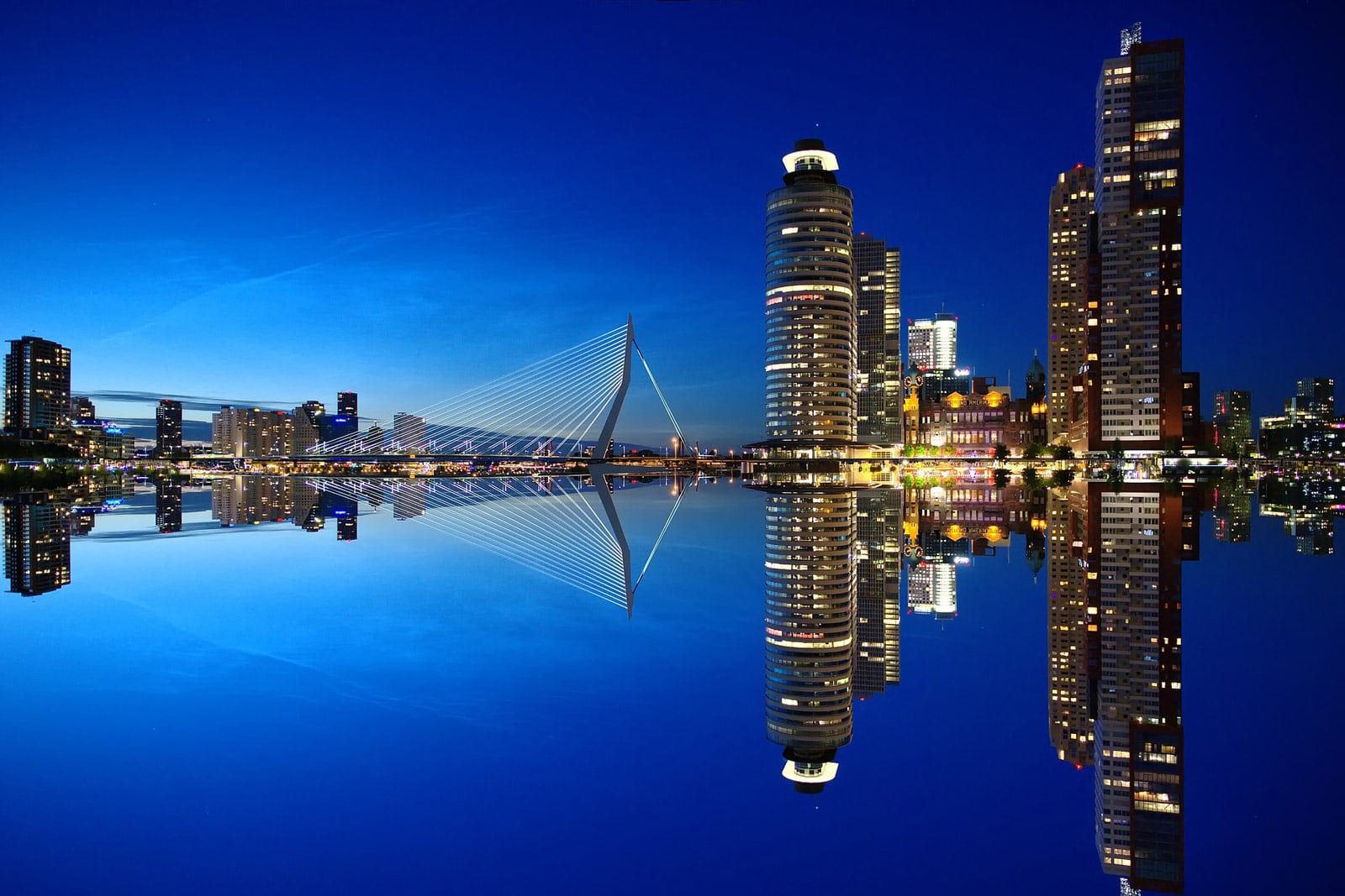 Rotterdam Niederlande