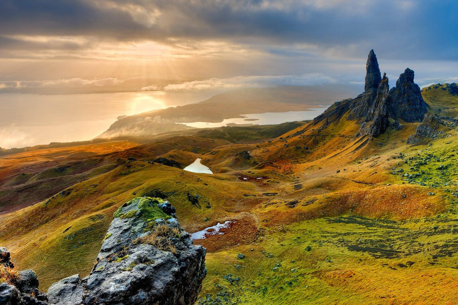 Schottland Westeuropa