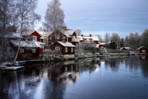 Sundborn Dalarna Schweden