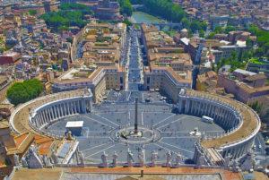 Vatikanstaat Rom Italien Suedeuropa