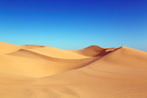 Wüste Afrika