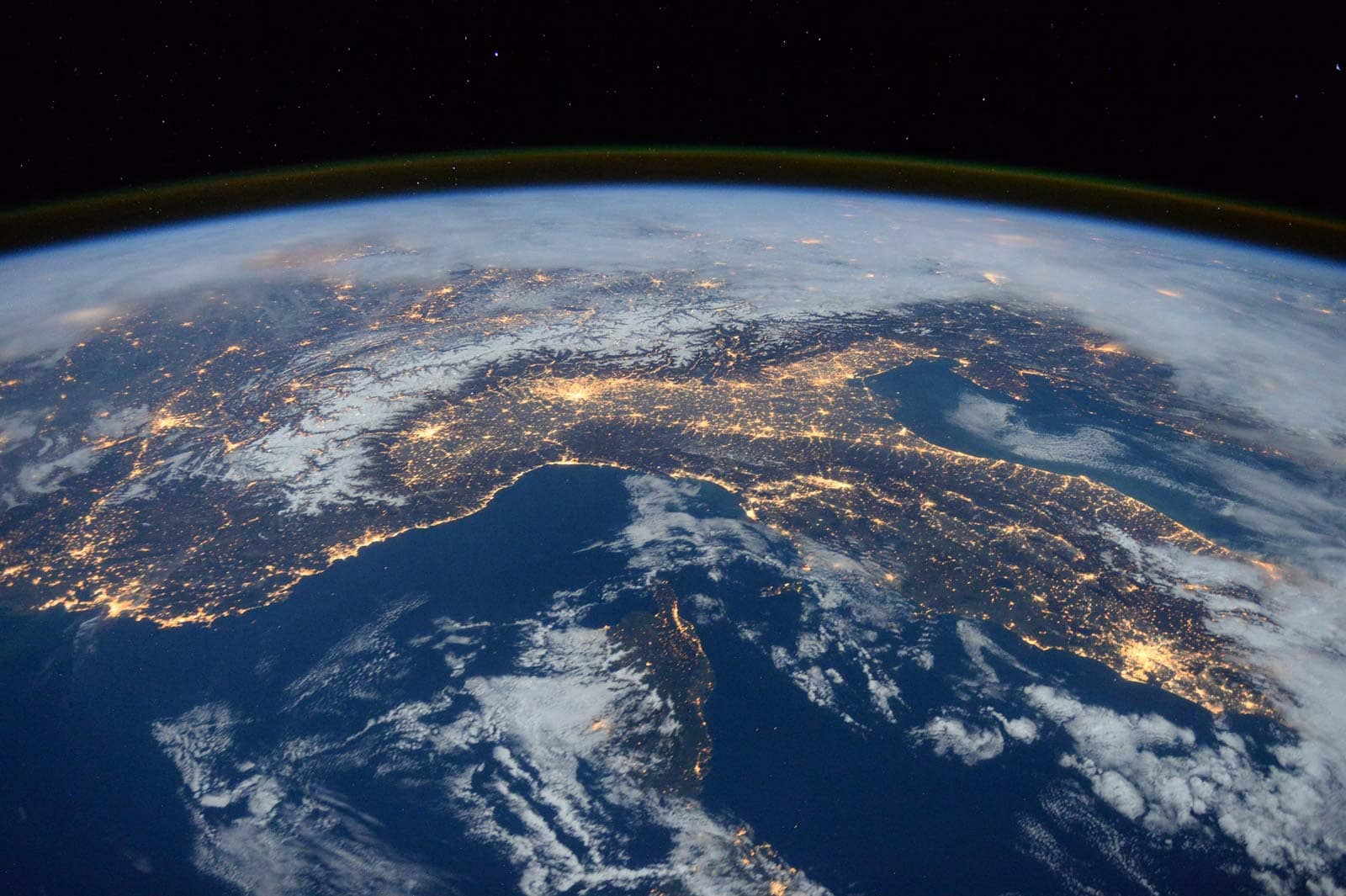 Earth View From Space Nasa Image For Worldtravel Page